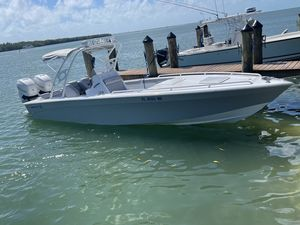 Used Concept 30CC Center Console Fishing Boat For Sale