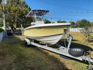 Used Contender Open Sports Fishing Boat For Sale