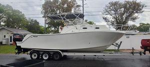 Used Mako 293 Walkaround Cuddy Cabin Boat For Sale