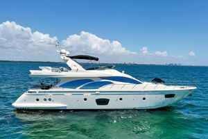 Used Azimut 75 Motor Yacht For Sale