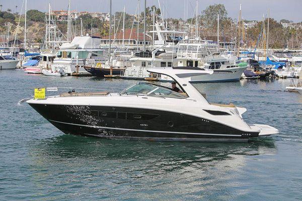 Used Sea Ray 350 Sundancer Power Cruiser Boat For Sale