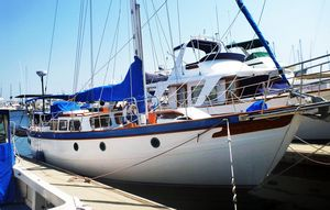 Used Spindrift 43 Pilothouse Sailboat For Sale