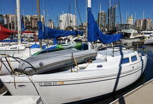 Used Coronado 27 Cruiser Sailboat For Sale
