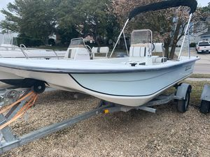 Used Outcast 17DF Skiff Boat For Sale