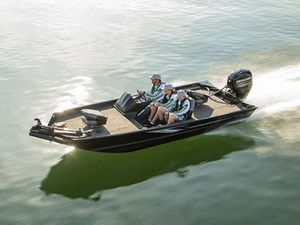 New Crestliner 1700 Ridge Bass Boat For Sale