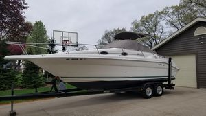 Used Sea Ray 270 Sundancer Special Edition Cruiser Boat For Sale