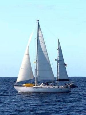 Used Celestial Custom 48 Ketch Sailboat For Sale