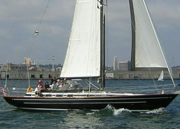 Used Ct 47 Cutter Sailboat For Sale