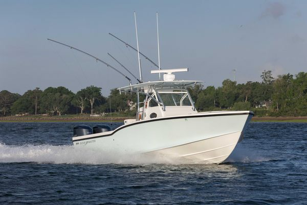 Used Ocean Master 336 CC Center Console Fishing Boat For Sale