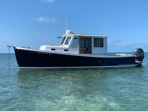 Used South Shore Gurnet Point 25 Motor Yacht For Sale