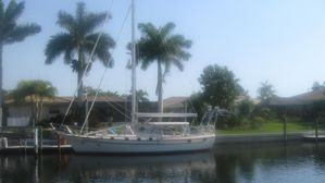 Used Csy 44 Walkover Cutter Sailboat For Sale