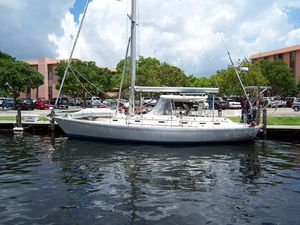 Used Hylas 44 Center Cockpit Sloop Center Cockpit Sailboat For Sale