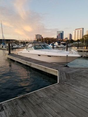 Used Sea Ray Sunsport Express Cruiser Boat For Sale