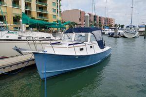 Used Seaway 24 Seafarer Cuddy Cabin Boat For Sale