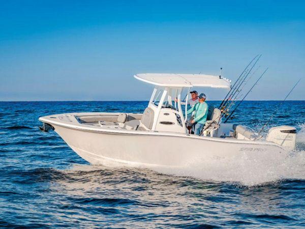 New Sea Pro 239 Center Console Fishing Boat For Sale