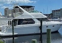 Used Carver Voyager 450 Pilothouse Aft Cabin Boat For Sale