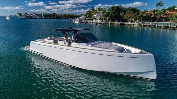New Pardo 50 Walkaround Center Console Fishing Boat For Sale