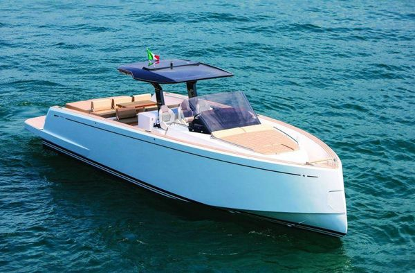 New Pardo 43 Walkaround Center Console Fishing Boat For Sale