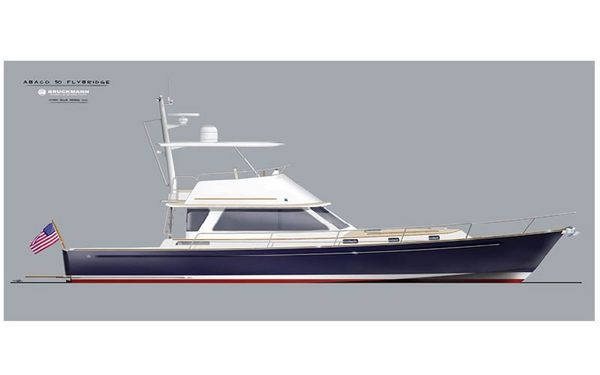 New Bruckmann Abaco 47 Motor Yacht For Sale