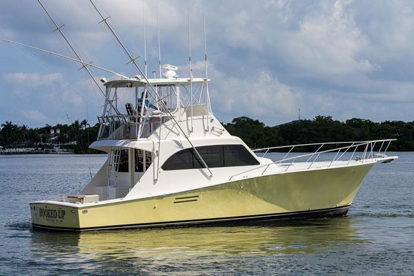 Used Post Sports Fishing Boat For Sale