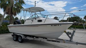 Used Boston Whaler 205 Eastport Saltwater Fishing Boat For Sale