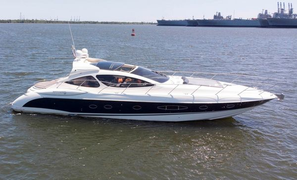 Used Azimut Atlantis 55 Express Cruiser Boat For Sale