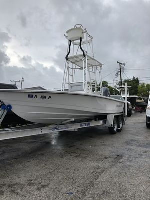 Used Blazer BAY fishermann Center Console Fishing Boat For Sale
