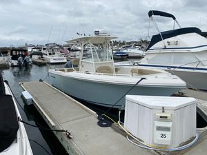 Used Sailfish 240 CC Center Console Fishing Boat For Sale