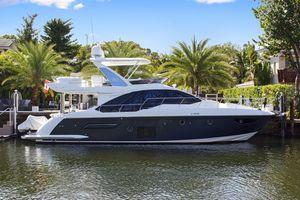 Used Azimut 50 Flybridge Aft Cabin Boat For Sale