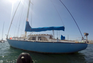 Used Hartley 39 Racer and Cruiser Sailboat For Sale