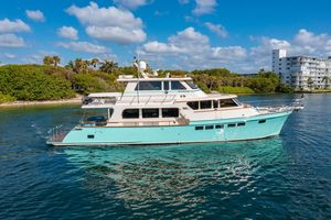 Used Marlow 66 Explorer Aft Cabin Boat For Sale