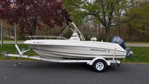 Used Wellcraft 180 Fisherman Freshwater Fishing Boat For Sale