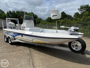Used Scb F-22 Center Console Fishing Boat For Sale