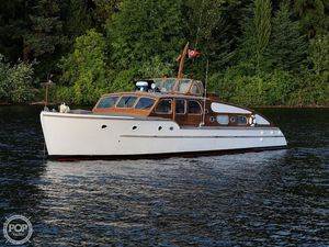 Used Shain Airflow Trimmership Antique and Classic Boat For Sale