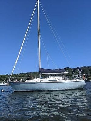 Used Pearson 10m Sloop Sailboat For Sale