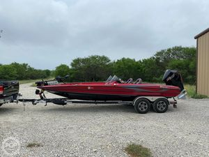 Used Triton 21 TRX S Elite (DC) Bass Boat For Sale