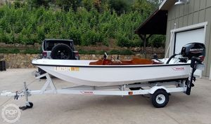 Used Boston Whaler 13 Classic Center Console Fishing Boat For Sale