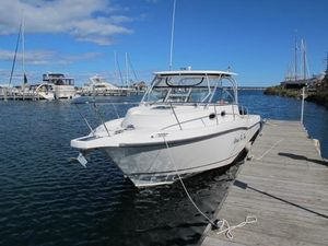 Used Boston Whaler 305 Conquest Express Cruiser Boat For Sale