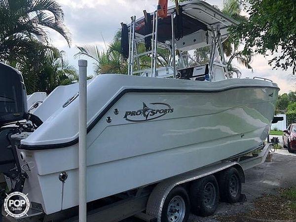Used Pro Sports 2660 ProKat Power Catamaran Boat For Sale