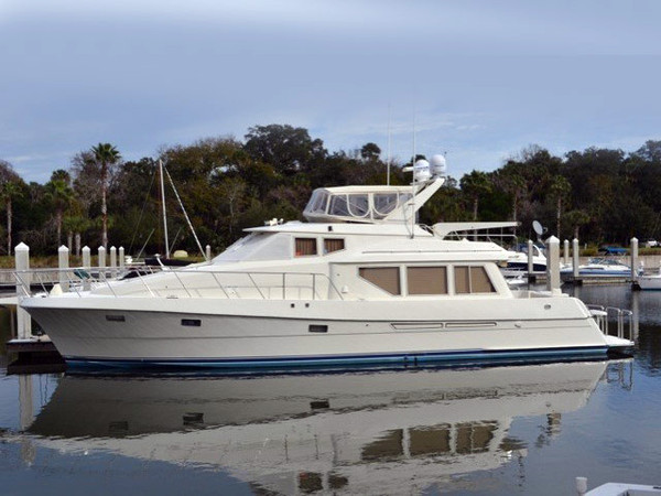 Used Mckinna Raised Pilothouse MY Motor Yacht For Sale