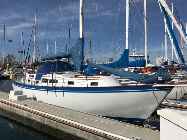 Used Irwin 37 Cutter Sailboat For Sale