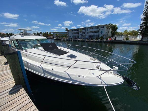 Used Sea Ray 450 Sundancer Cruiser Boat For Sale