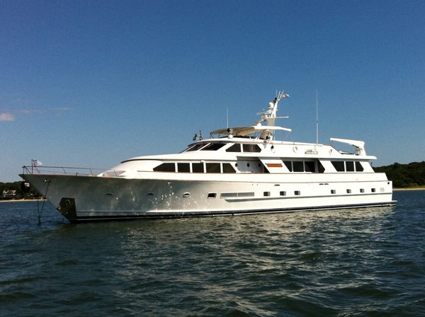 Used Denison Motor Yacht For Sale