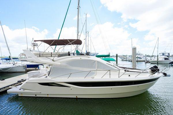 Used Galeon Flybridge Boat For Sale