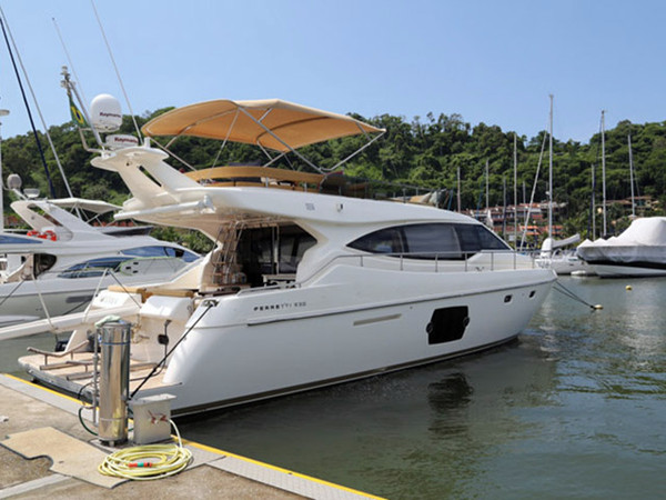 Used Ferretti 530 Motor Yacht For Sale