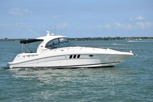 Used Sea Ray Sundancer with Cummins Express Cruiser Boat For Sale