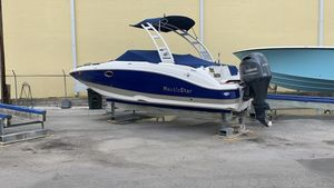 Used Nauticstar 243 DC Bowrider Boat For Sale