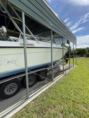 Used Contender Express Center Console Fishing Boat For Sale