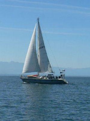 Used Aluminum Cruiser 37 Sloop Sailboat For Sale