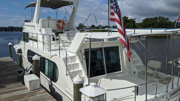 Used Harbor Master 520 Coastal Diesel Trawler Boat For Sale